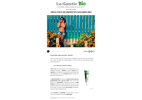 Gazette Bio