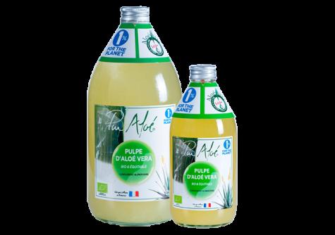 Buy our Aloe vera pulp