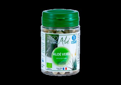 Buy our Aloe vera capsules