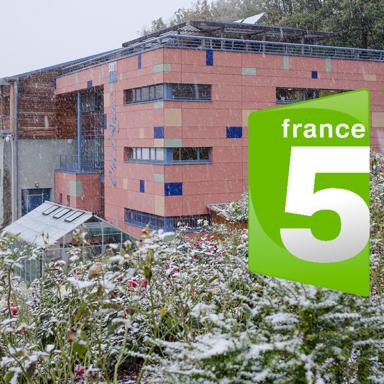 Ciel d'Azur Labs reçoit France 5