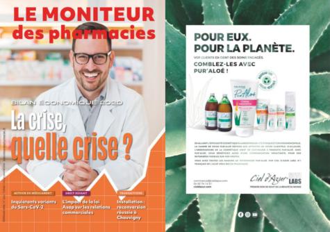 Le Moniteur des pharmacies - Février 2021