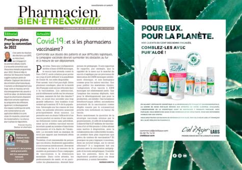 Pharmacien Bien-être & Santé - Février 2021