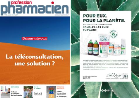 Profession pharmacien - Janvier-Février 2021