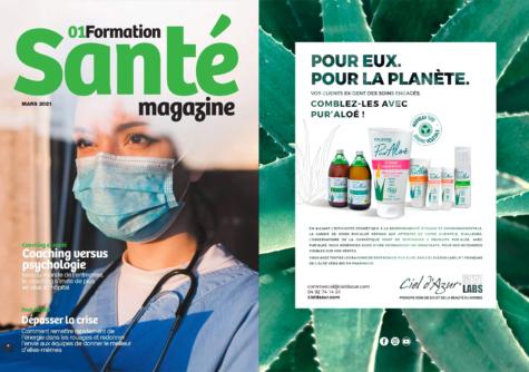 01Formation Santé Mag - Mars 2021