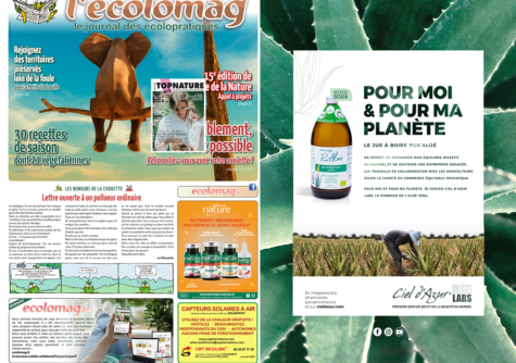 Ecolo-Mag - Mars-Avril 2021