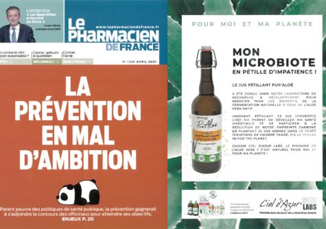 Le Pharmacien de France - Avril 2021