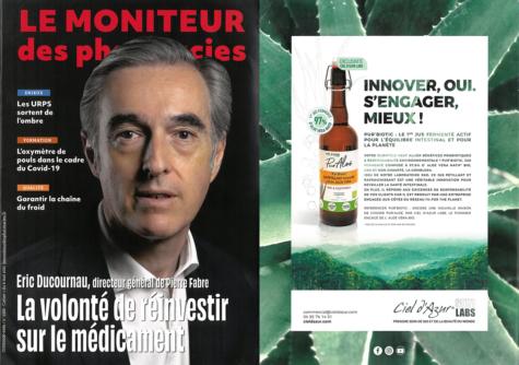 Le Moniteur des Pharmacies - Mai 2021