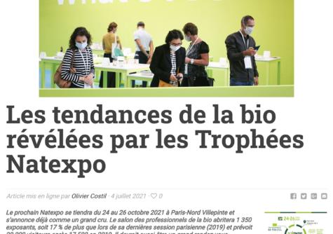 Le Monde du Bio Gourmet - Juillet 2021